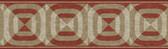 Border Portfolio II BG1692BD Contempo Bull's Eye Border
