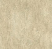 Handpainted III Classic Fleur De Lis Flaxen Wallpaper HP0398