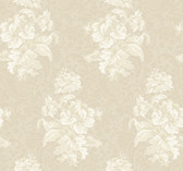 HYDE PARK PL4624 DAMASK BOUQUET WALLPAPER
