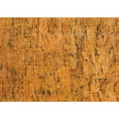 CX1202 - Candice Olson Dimensional Surfaces Cork on Metallic Wallpaper - Camel/Gloss Black