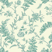 Williamsburg WM2516 SOLOMON'S SEAL Wallpaper