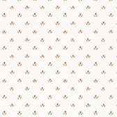 Norwall FK26948 Tulips mini print of small, simple flowers