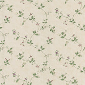 Dollhouse VIII 487-49292 Veronica Beige Trail wallpaper