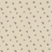 Dollhouse VIII 487-68814 Debbie Mauve Small Rose Toss wallpaper