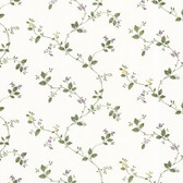 Dollhouse VIII 487-68822 Veronica Purple Trail wallpaper