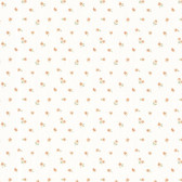 Dollhouse VIII 487-68871 Elyse Peach Mini Toss wallpaper