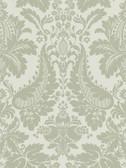 Echo Design 566-43949 Lopeka Light Grey Modern Damask wallpaper