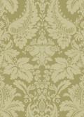 Echo Design 566-43951 Lopeka Light Brown Modern Damask wallpaper