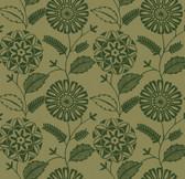 Echo Design 566-43955 Resort Brown Modern Floral wallpaper