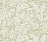Echo Design 566-43963 Bali Beige Scrolling Pattern wallpaper