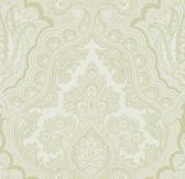 Echo Design 566-43979 Isla Cream Paisley wallpaper