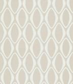 566-44906 Eclipse Cream Diamond Geometric wallpaper