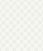 566-44919 Lattice White Trellis wallpaper