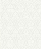566-44920 Liesel White Damask wallpaper