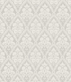 566-44921 Liesel Silver Damask wallpaper