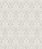 566-44921 Liesel Silver Damask wallpaper