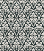 566-44924 Liesel Black Damask wallpaper