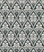 566-44924 Liesel Black Damask wallpaper
