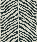 Echo Design 566-44926 Tailored Zebra Cream Herringbone Zebra wallpaper