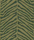 566-44927 Tailored Zebra Brown Herringbone Zebra wallpaper