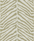 566-44930 Tailored Zebra Taupe Herringbone Zebra wallpaper