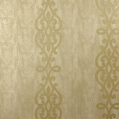 2542-20720 Anaconda Brass Glitter Stripe  wallpaper