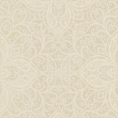 2542-20743 Oberon Brass Moroccan Medallion wallpaper