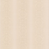 Simply Satin VI Camden Ornate Stripe Linen Wallpaper 990-65002
