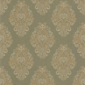 Simply Satin VI Bromley Satin Damask Crocodile Wallpaper 990-65012