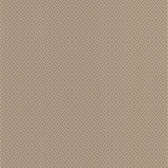 Simply Satin VI Abbey Diamond Pattern Toffee Wallpaper 990-65084