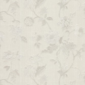 481-1432 Kallisto Taupe Floral Trail wallpaper