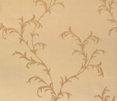 481-1444 Vittorio Gold Trailing Vine wallpaper