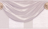 481-1576 Genevra Lavender Draping Satin Border wallpaper