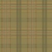 Austin Tartan Moss Wallpaper TOT33027