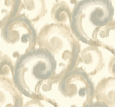 Candice Olson Artisan ARABESQUE CN2189  wallpaper
