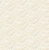 Adrian Honey Paisley  2657-22214 Wallpaper