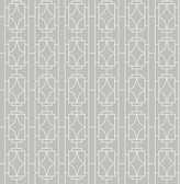 Empire White Lattice  wallpaper