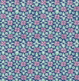 Free Spirit Indigo Floral  wallpaper