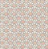 Free Spirit Grey Floral  wallpaper