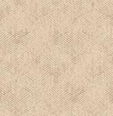 Fans Brown Texture  Contemporary Wallpaper
