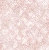 Mercury Glass Pink Distressed Metallic