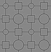 Matrix Black Geometric  wallpaper