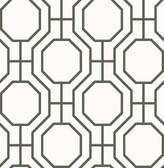 Circuit Black Modern Ironwork  wallpaper