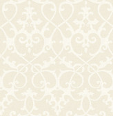 Axiom Beige Ironwork  wallpaper