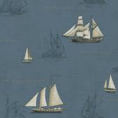 Andrew Blue Ships Wallpaper