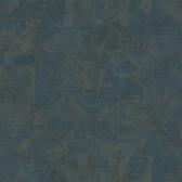 Conrad Blue Map Wallpaper