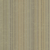 Dylan Taupe Candy Stripe Wallpaper