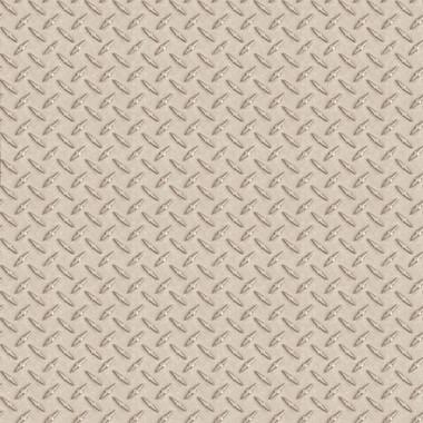 Kipling Silver Diamond Plate Wallpaper
