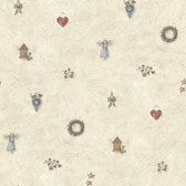 Apple Creek Stone Country Toss Wallpaper