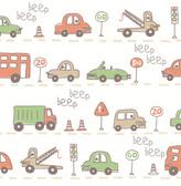 Beep Beep Beige Cars